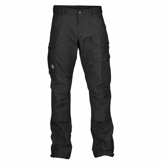 Vidda Pro Trousers M Short in Black-Black