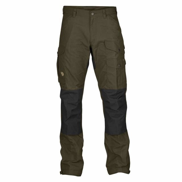 Vidda Pro Trousers M Short in Dark Olive